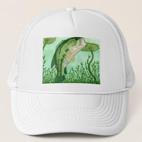 Winning art by  A. Galloway - Grade 11 Trucker Hat