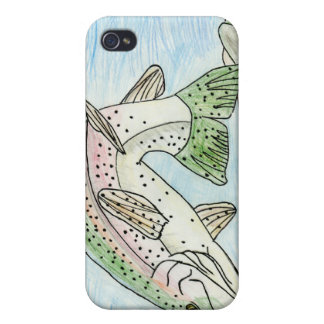 Winning art by A. Sims - Grade 5 iPhone 4 Cases