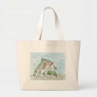 Winning art by  A. Sims - Grade 5 Large Tote Bag