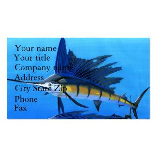 Winning art by  B. King - Grade 9 Business Card