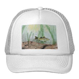 Winning Art By B. Selby Grade 4 Trucker Hat