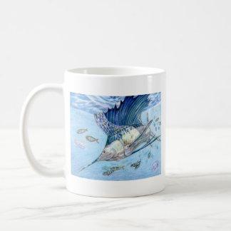 Winning art by  C. Huang - Grade 10 Coffee Mug