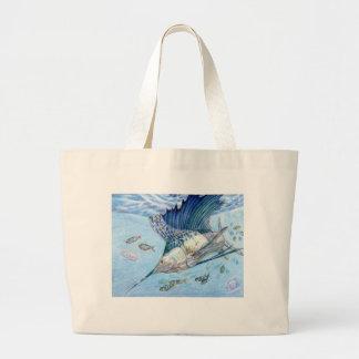 Winning art by  C. Huang - Grade 10 Large Tote Bag