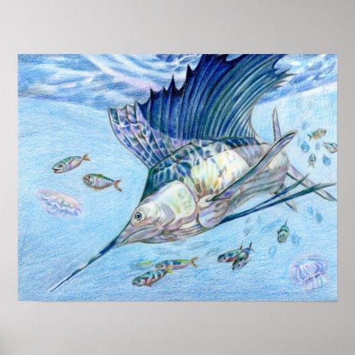 Winning art by  C. Huang - Grade 10 Print