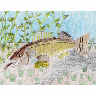 Winning Art By C. Olson Grade 6 Cutout