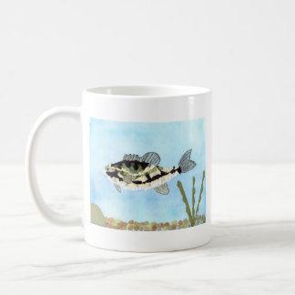 Winning art by  C. Saliga - Grade 4 Coffee Mug