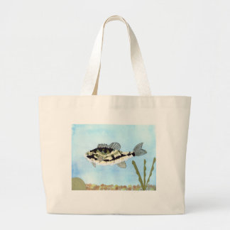 Winning art by  C. Saliga - Grade 4 Large Tote Bag