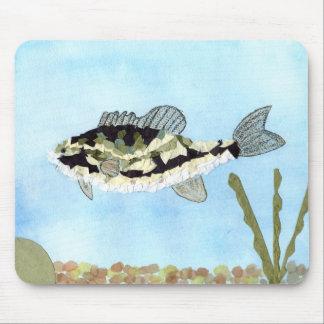 Winning art by  C. Saliga - Grade 4 Mouse Pad