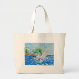 Winning Art By C. Starley Grade 7 Jumbo Tote Bag