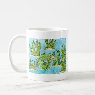 Winning Art By C. Warren Grade 4 Coffee Mug