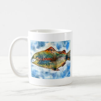 Winning art by  D. Monaco - Grade 7 Coffee Mug