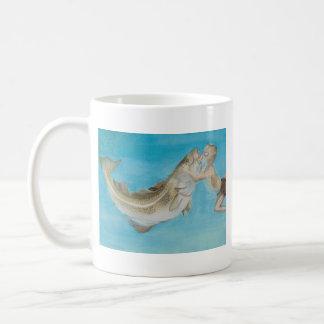 Winning Art By E. Chen Grade 11 Coffee Mug