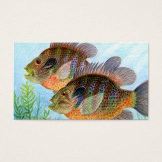 Winning art by  E. Jiang - Grade 6 Business Card