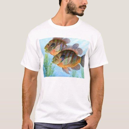 Winning art by  E. Jiang - Grade 6 T-Shirt