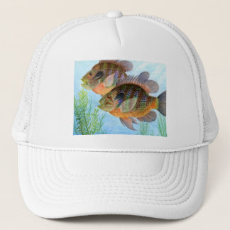 Winning art by  E. Jiang - Grade 6 Trucker Hat