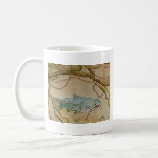 Winning Art By E. Nelson Grade 7 Coffee Mug
