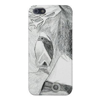 Winning Art By E. Osurman Grade 6 iPhone SE/5/5s Cover
