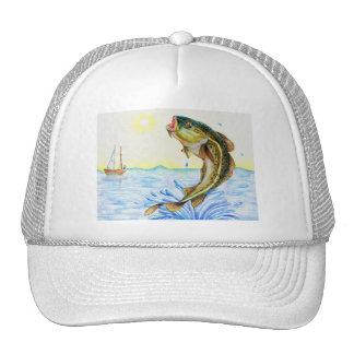 Winning Art By E. Zhao Grade 5 Trucker Hat