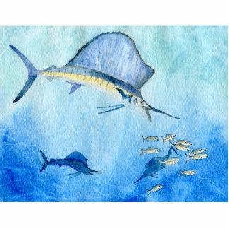 Winning Art by Ethan N. Grade 8 Cutout