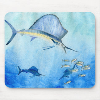 Winning Art by Ethan N. Grade 8 Mouse Pad