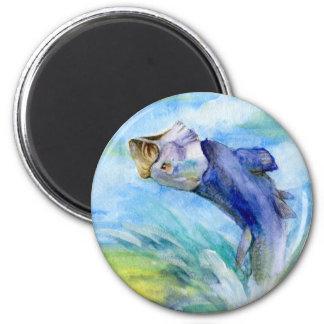 Winning art by  F. Wan  - Grade 7 Fridge Magnets