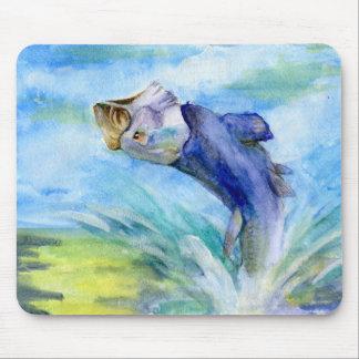 Winning art by  F. Wan  - Grade 7 Mouse Pad