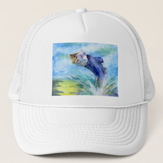 Winning art by  F. Wan  - Grade 7 Trucker Hat