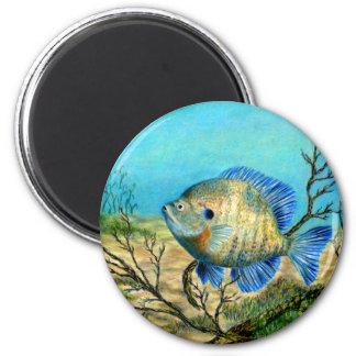 Winning art by  G. Barker - Grade 11 2 Inch Round Magnet