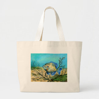 Winning art by  G. Barker - Grade 11 Large Tote Bag