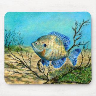Winning art by  G. Barker - Grade 11 Mouse Pad