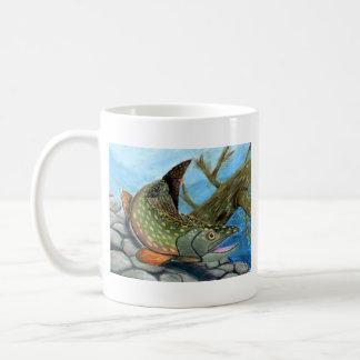 Winning art by  G. Jolly - Grade 7 Coffee Mug