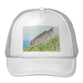 Winning Art By H. Blain Grade 8 Trucker Hat
