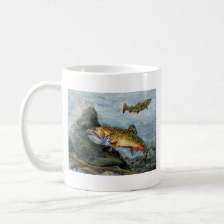 Winning Art By H. Kim Grade 11 Coffee Mug