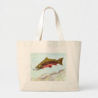 Winning art by  H. Shet - Grade 6 Large Tote Bag