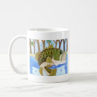 Winning art by  H. Walz - Grade 6 Coffee Mug