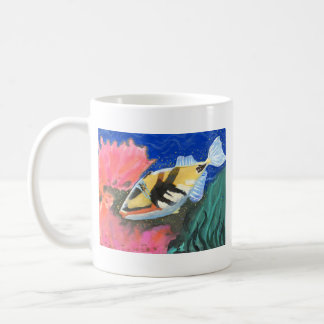 Winning art by  I. Liu - Grade 7 Coffee Mug