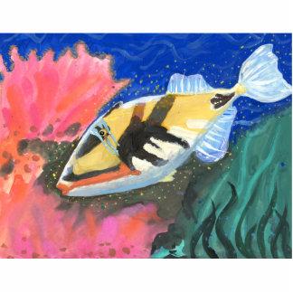 Winning art by  I. Liu - Grade 7 Cutout