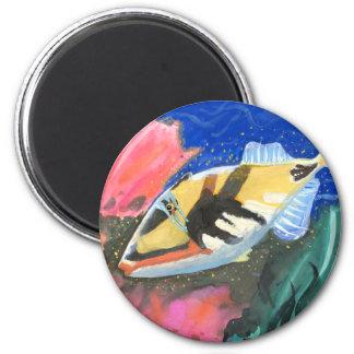 Winning art by  I. Liu - Grade 7 Magnet