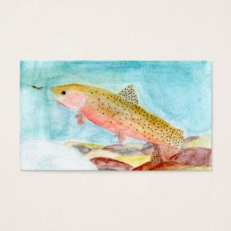 Winning art by  J. Bernhardt - Grade 8 Business Card