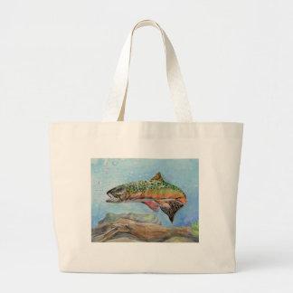 Winning Art By J. Choi Grade 9 Large Tote Bag
