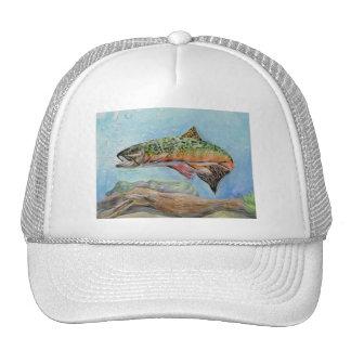 Winning Art By J. Choi Grade 9 Trucker Hat