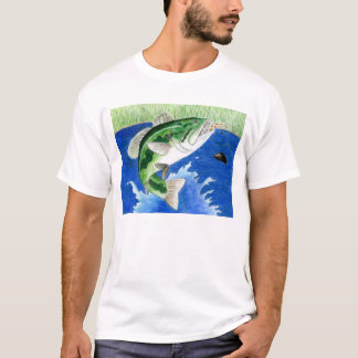 Winning art by  J. Compy - Grade 8 T-Shirt