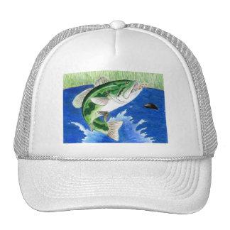 Winning art by  J. Compy - Grade 8 Trucker Hat