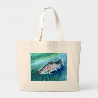 Winning Art By J. Lee Grade 6 Large Tote Bag
