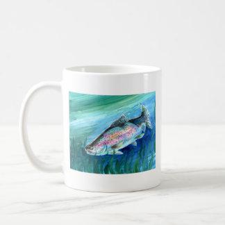 Winning Art By J. Lee Grade 6 Classic White Coffee Mug