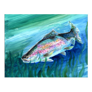 Winning Art By J. Lee Grade 6 Postcard