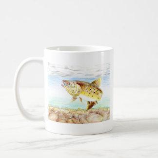 Winning art by  J. Mao - Grade 4 Coffee Mug