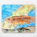 Winning Art By J. Metz Grade 6 Mousepad