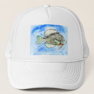 Winning art by  J. Seres - Grade 4 Trucker Hat