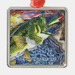 Winning Art By J. Skipper Grade 10 Ornaments
